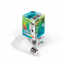 Lamparas Led 11w Fría - Pack x10