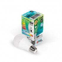 Lamparas Led 9w Fría - Pack x10